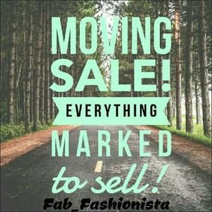 MAJOR CLOSET SALE!